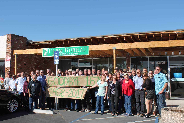 Our History The San Diego County Farm Bureau
