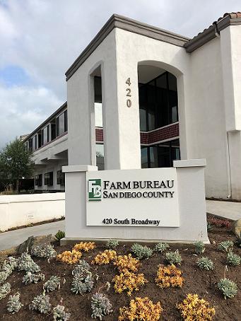 San Diego Aghub The San Diego County Farm Bureau